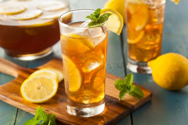Image result for whiskey and sweet tea cocktail