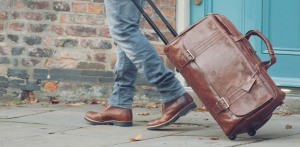 mens-leather-luggage