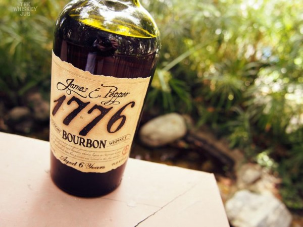 James E Pepper Bourbon 6 Years