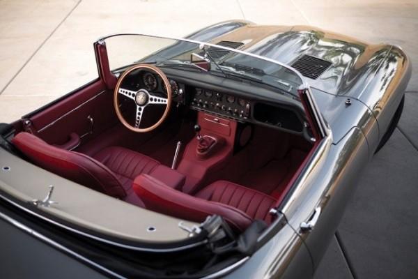 1965 Jaguar E-Type Series 1 7