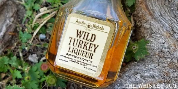Wild Turkey Liqueur Label