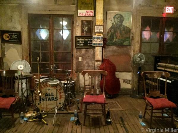 Preservation Hall Scotch Singles Night