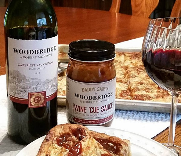 Woodbrige Wine Cue Sauce