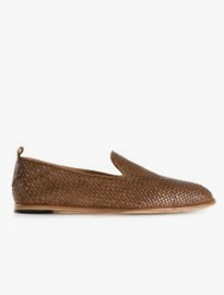 H By Hudson Woven Loafer Shoes