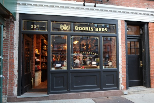 57938af49178a Goorin Brothers Opening New Shop in New Orleans