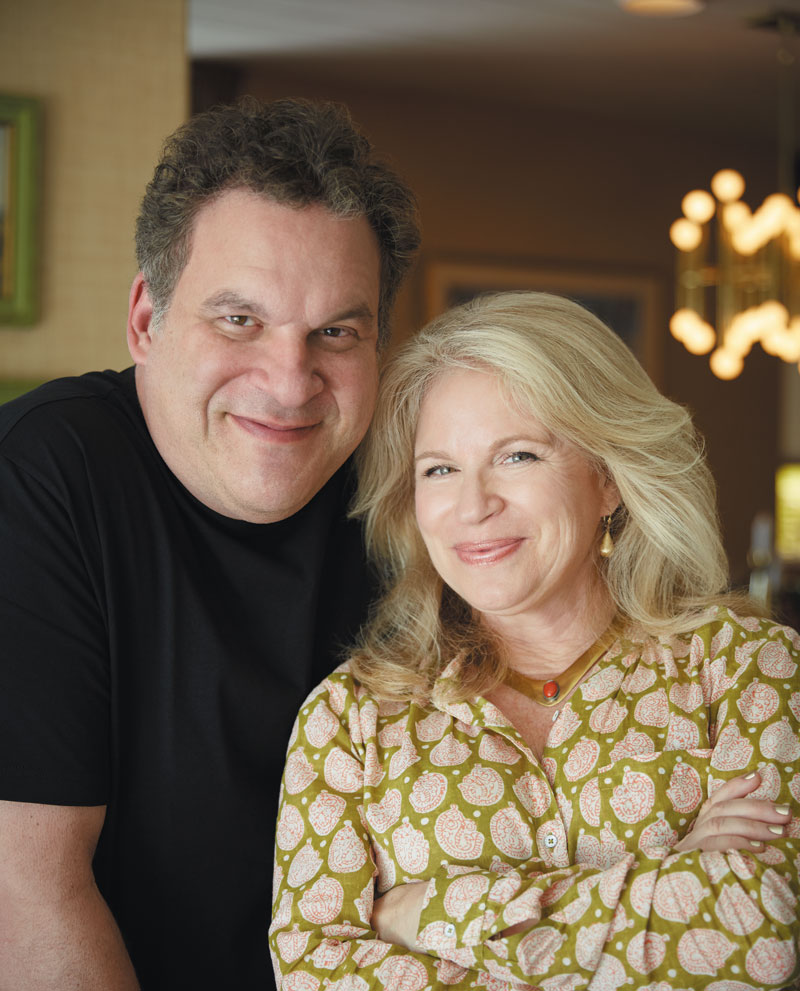 After vacationing at Smoke Tree Ranch for years, actor and writer Jeff Garlin and his wife Marla decided to make the Palm Springs community their home away from L.A.