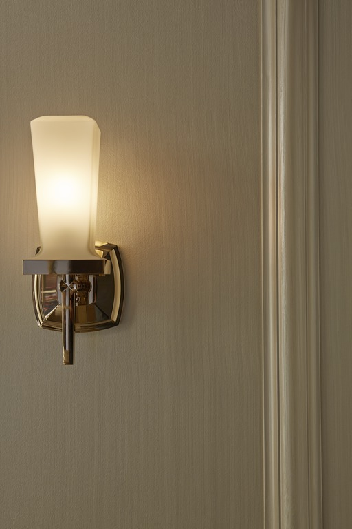 Margaux wall sconce   True beauty is in the details.