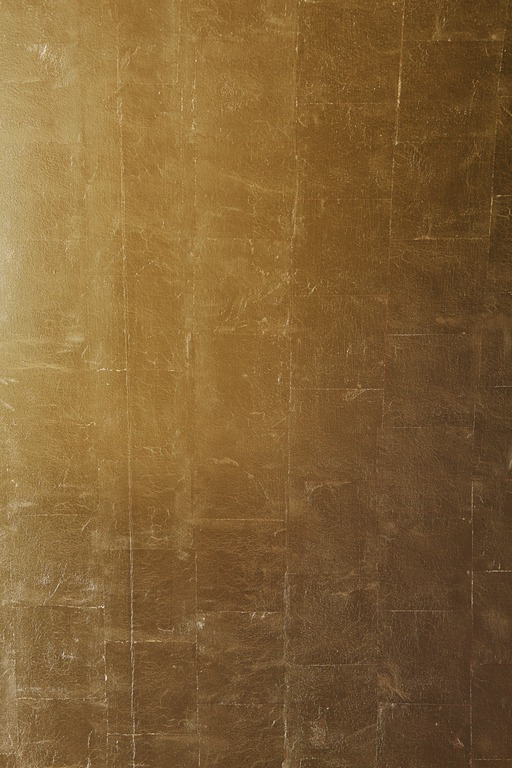 Gold leaf evokes unabashed richness and romance, gracing ancient temples and important modern interiors across the globe.