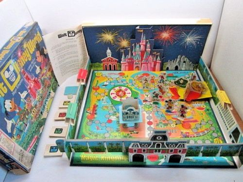 disney family games