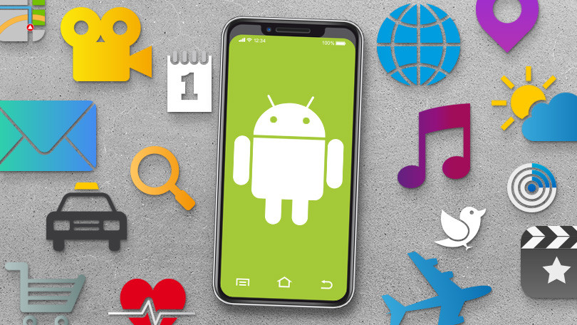 Android Apps - cover