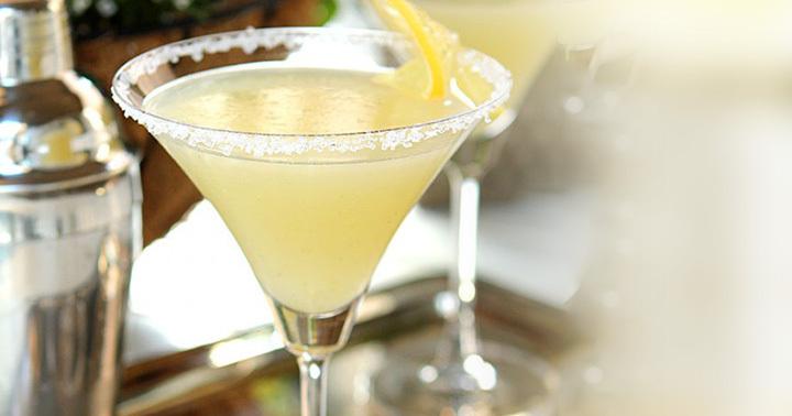 The Best Lemon Drop Martini…has Vanilla Bean! DrinkWire