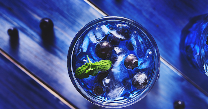 Blueberries are Tequila's New Best Friend