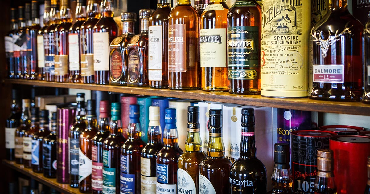 The five building blocks to creating a great in home whisky bar and ...
