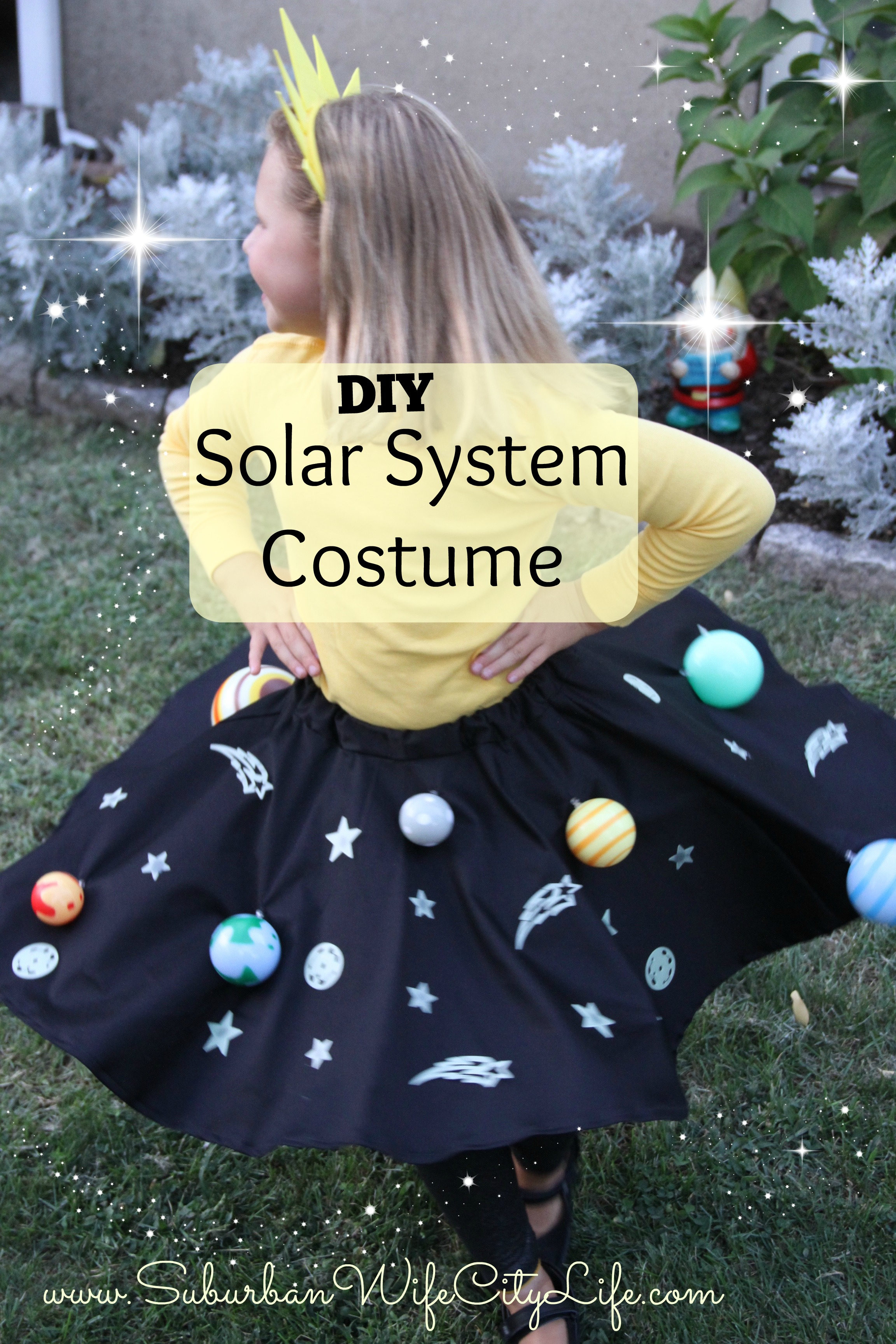 DIY- Solar System Costume | TODAY.com