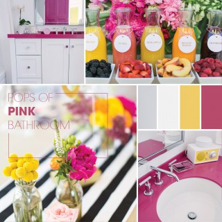 Pops Of Pink Bathroom Kohler Ideas