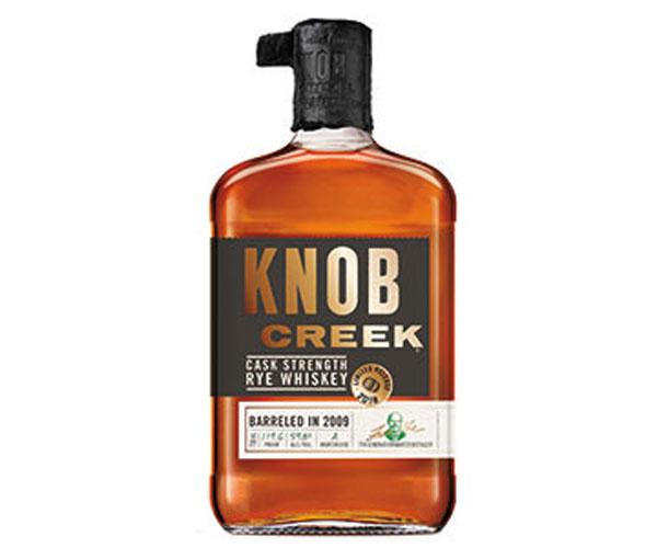 Knob Creek Cask Rye Whiskey