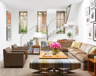 Living Room by Alexandra Angle in New York, NY