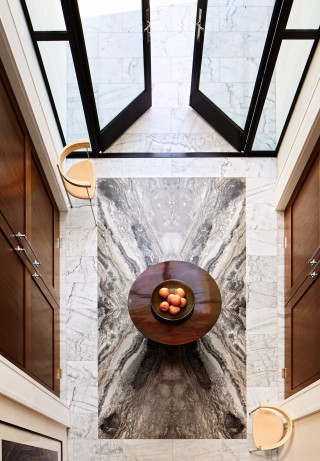 Entrance Hall by Dan Fink and Tim Murphy in Los Angeles, CA