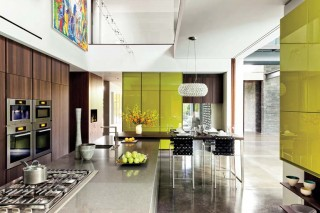 Contemporary Kitchen by Tocha Project and Marc Whipple in Beverly Hills, CA
