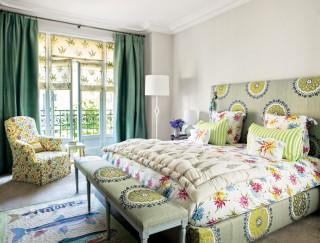 Bedroom in Paris, France