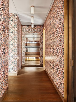 Staircase/Hallway by Dufner Heighes in New York, NY