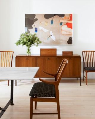 Dining Room by Alexandra Angle in New York, NY