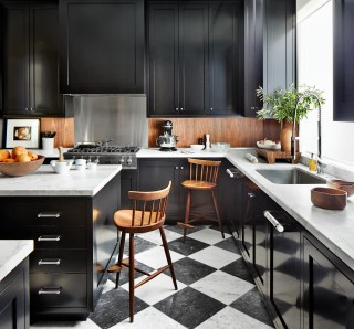 Kitchen by Dan Fink and Tim Murphy in Los Angeles, CA
