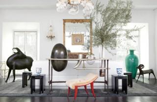 Contemporary Living Room by Cesare Rovatti and Fabrizio Taliento and Simona Fabbrizi Formilli in Rome, Italy
