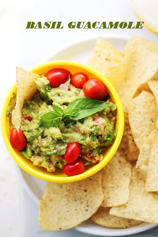 Basil Guacamole + Margaritas | How to Have a Fun and Healthy 'Girls ...