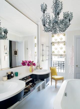 Bathroom in Paris, France