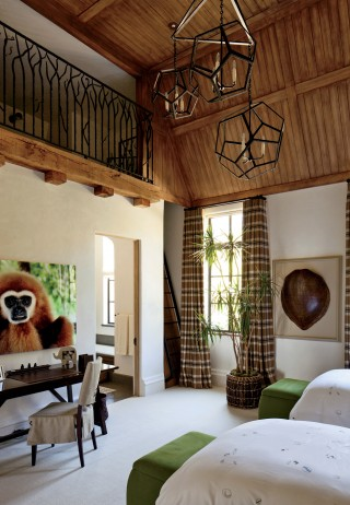 Traditional Children\'s Room by Joan Behnke & Associates Inc. and Landry Design Group Inc. in Los Angeles, California